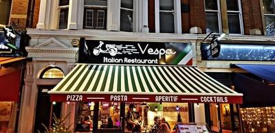 Vespa Restaurent