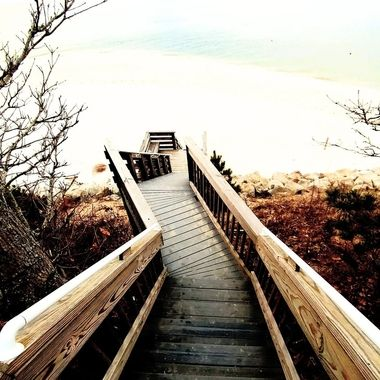 Monomoy Stairs