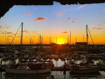 Sunrise - Ramsgate 4-12-18