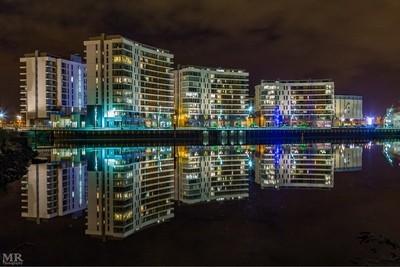 Belfast Titanic Quarter Arc Apartments.