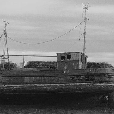B&W Boat