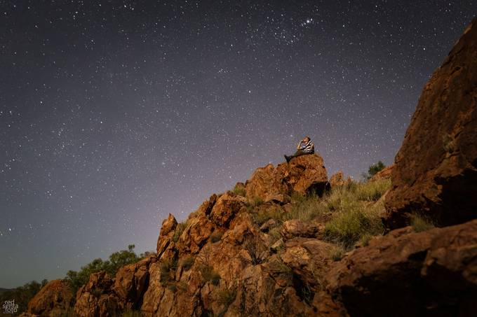 Where are all the Geminid meteors by maxrittner - Sitting In Nature Photo Contest