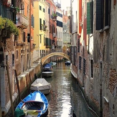 Through the canals #2