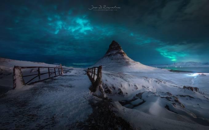 Kirkjufell by JoseDRiquelme - We Love The Winter Photo Contest