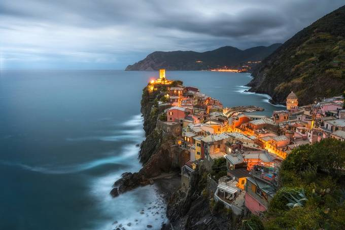 Vernazza by philipslotte - Photogenic Villages Photo Contest