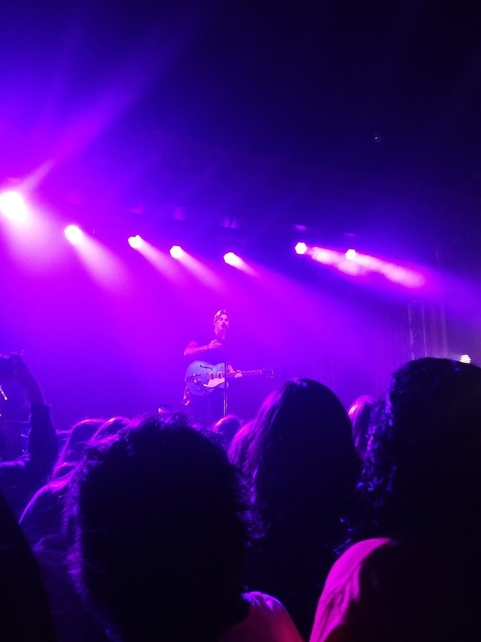 Went to a Pretty Much concert and Gunnar Gehl opened