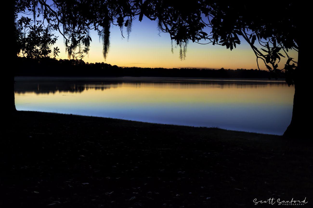 From my solo weekend camping on BA Stienhagen Lake in East Texas.