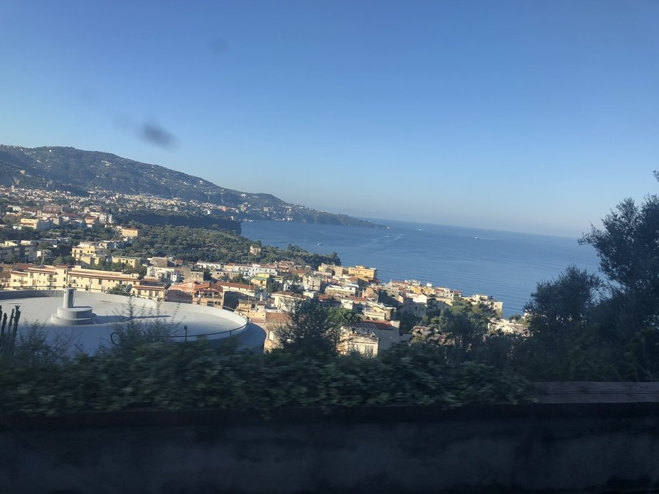 The look out of Sorrento
