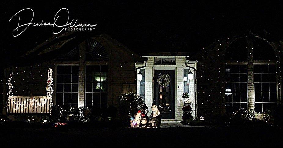 Christmas' Night Lights