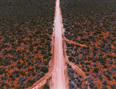 Aussiw outback