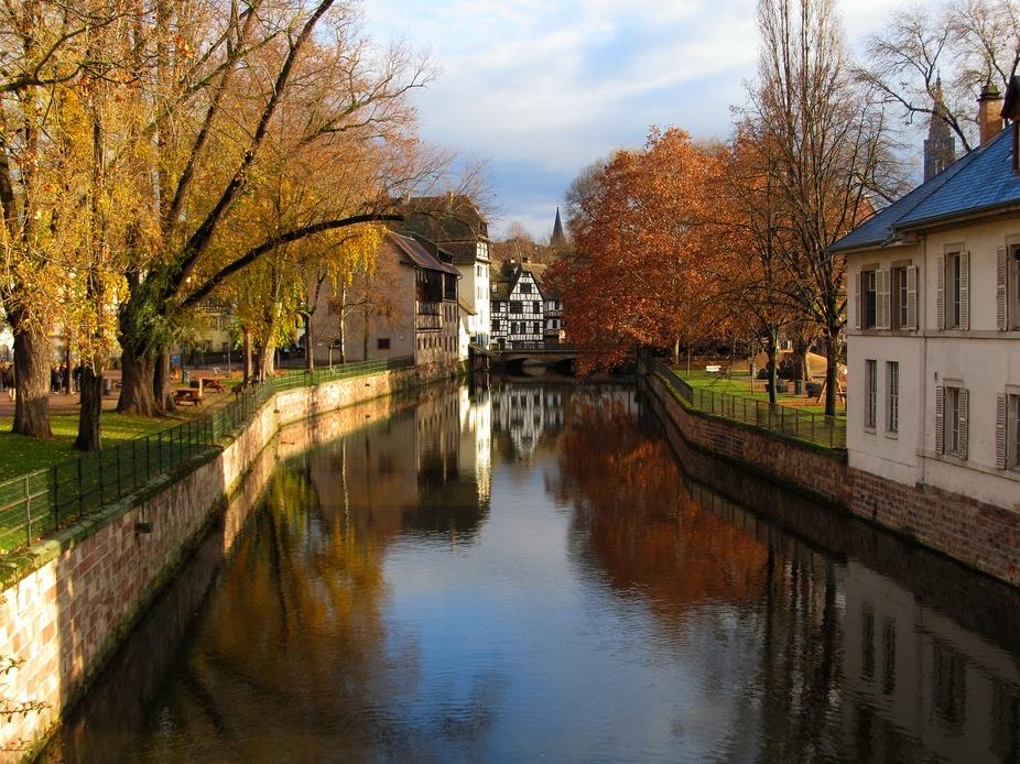Strasbourg in Dec 2018