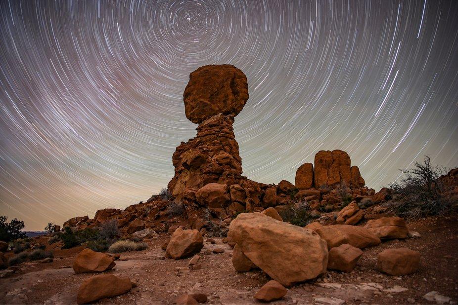 Arches National Park, Balanced Rock
