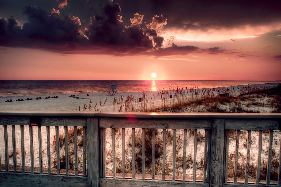 Panama City, FL Sunset