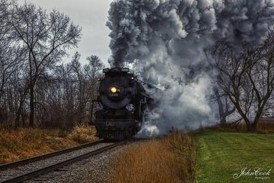 Steam Powered Railway