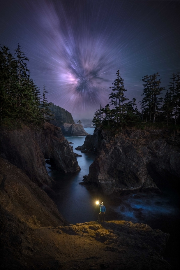 Coastal Explosion by KRL_Photo - Night Wonders Photo Contest