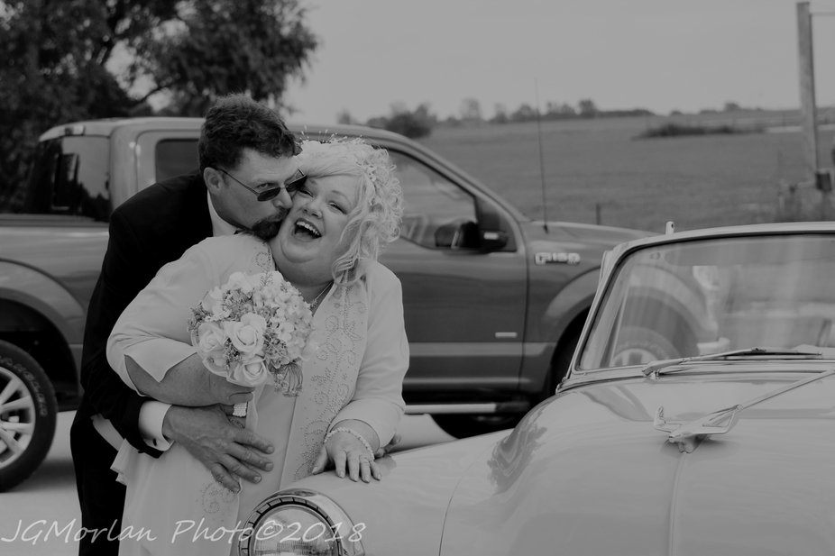My brother-in-law's first wife passed away from cancer a few years ago.  Then Jane came into his life, widowed around the same time.  With her came laughter, understanding, and love.  His second chance.