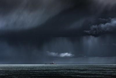 Rockabill storms