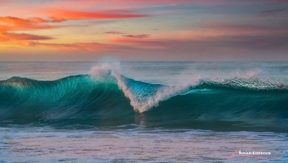 Taken Dec. 18 when heavy surf hit our coast in Southern California.