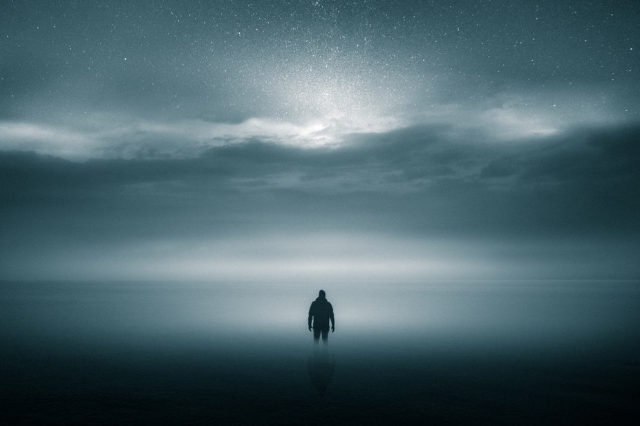 Alone II by andreafraccaroli - Experimental Photography Project