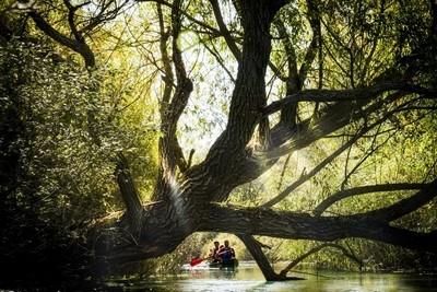 Tirino River Kayaking