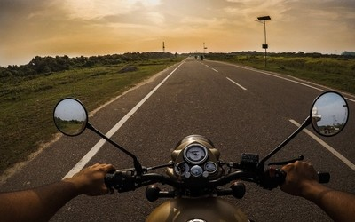 Endless Roads to rediscover.