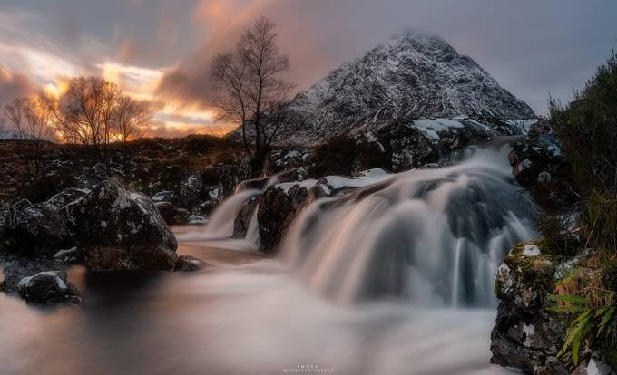 The Waterfall by MaurizioCasulaPhoto - Winter Long Exposures Photo Contest