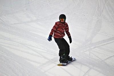 Snowboarder #2