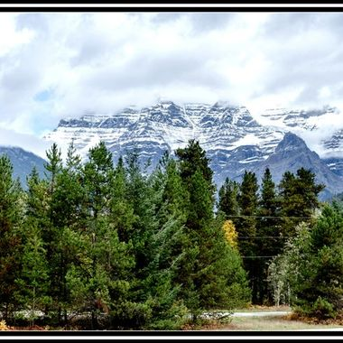 Mt Robson, The Park