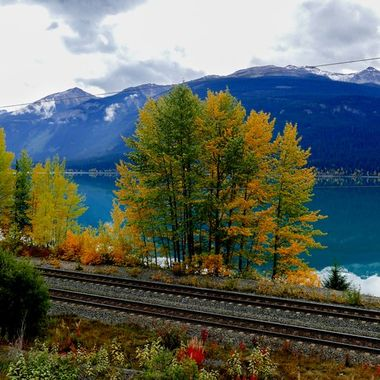 On the Highway to Jasper