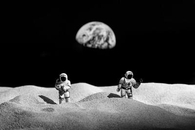 Lost on Moon