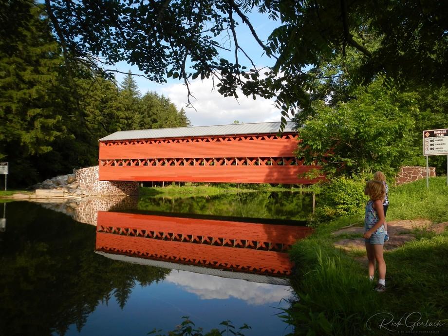 Civil War Era Bridge