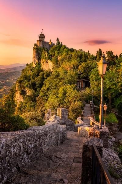 Sunrise | San Marino