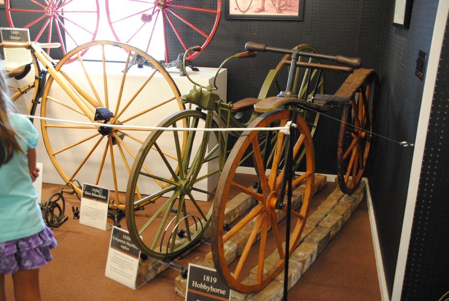 1819 Hobby Horse  Bike