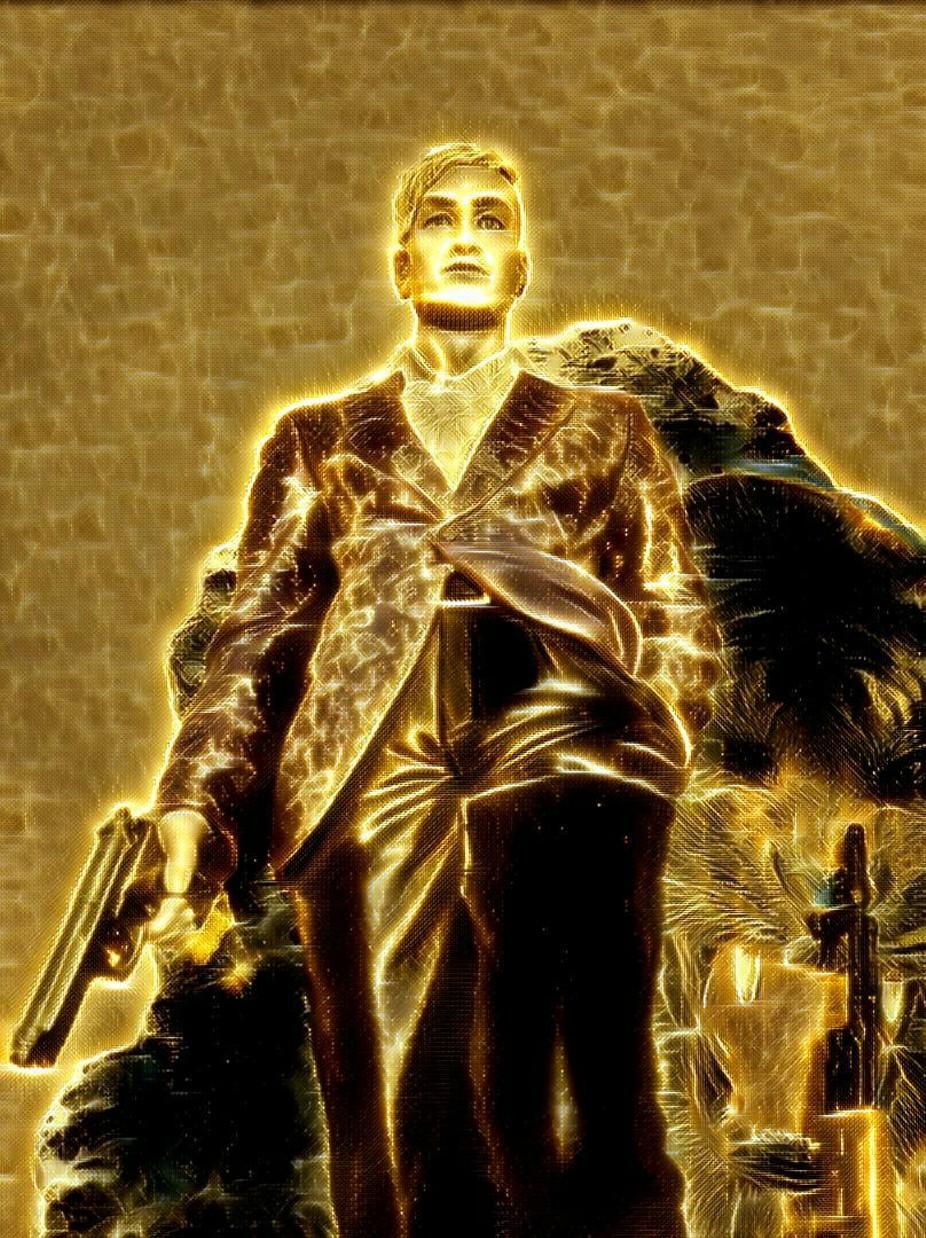 Der goldene Schuß
