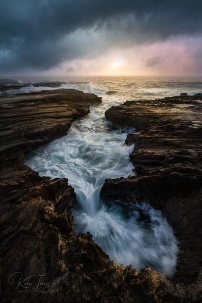 Oahu Sunrise 3