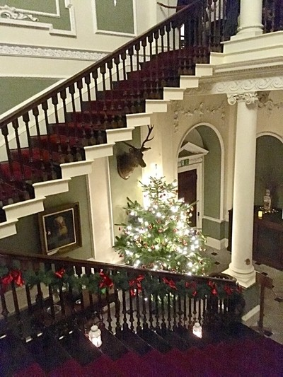 Christmas at Lytham Hall