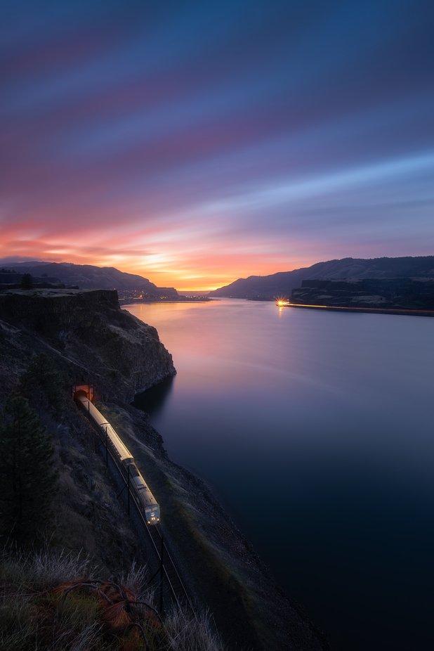 On Track by DreamCapturedImages - Social Exposure Photo Contest Vol 20