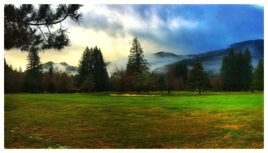Oregon Landscpe