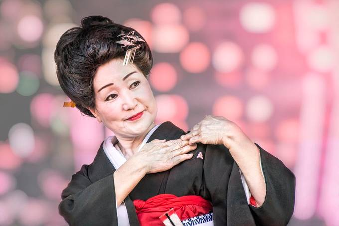 Sakura by heathermcfw - The Magic Of Japan Photo Contest