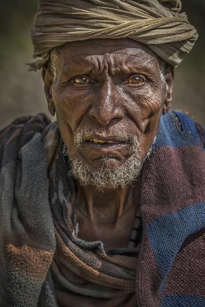 Mountain Man of Ethiopia