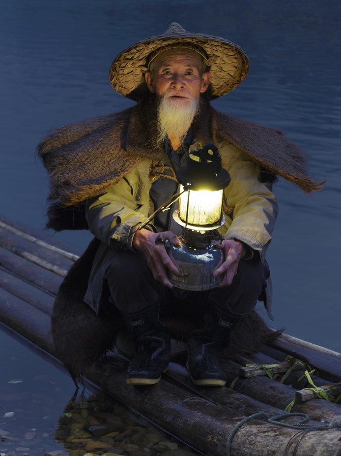 Cormorant Fisherman by billsisson - Social Exposure Photo Contest Vol 20