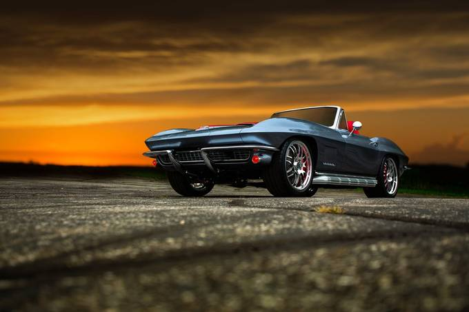 1966 Corvette by PaulBasel - We Love Cars Photo Contest