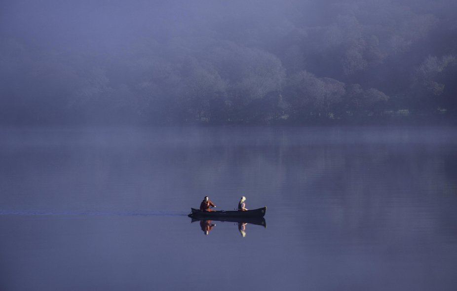 Lake Coniston - October morning