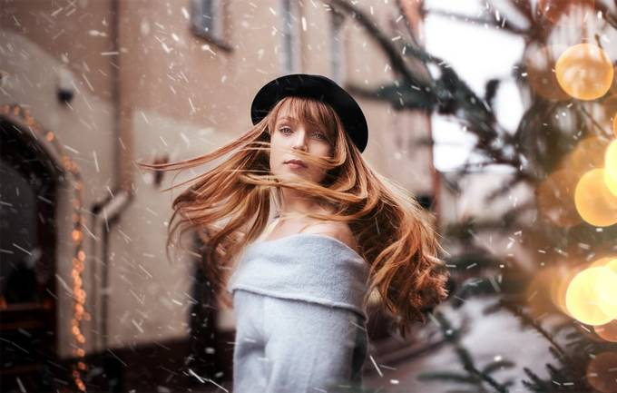 Vika by ilyayakover - Portraits With Depth Photo Contest
