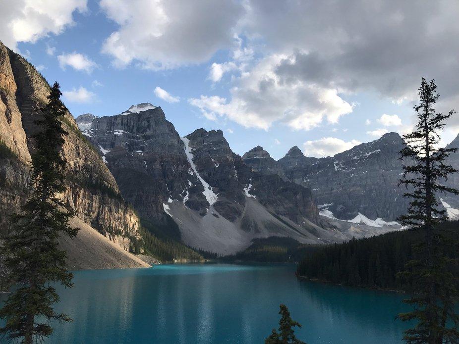 Moraine Lake, BC