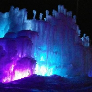 Dillion Ice Castle