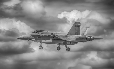 Finland Air Force F-A-18C Hornet