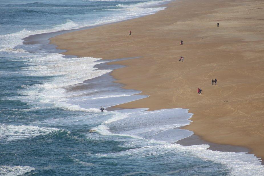 Nazare' playa