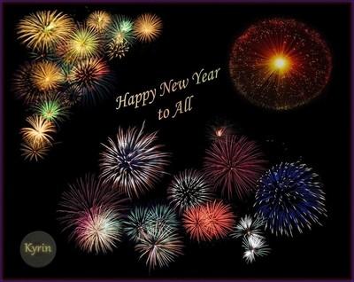 New Years Greeting