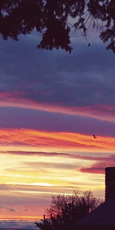 sunset in Lewiston, Idahosunset in Lewiston, Idaho